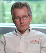 New Dunkin Brands CEO Nigel Travis