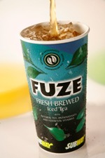 Subway launches Fuze iced tea in U.S