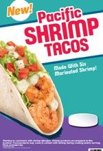 how to make taco bell shrimp tacos