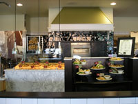 Buona Officials Believe An Open Kitchen Is Important For Fast Casual Customers Photos By Cindy Bertram