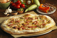 Rustic Pizza Goes System Wide At Papa Gino S Pizza